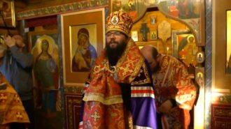 Проповедь архиепископа Егорьевского Матфея 11.05.2019
